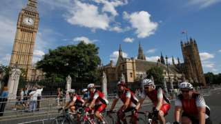 London-Surrey 100 race 2019
