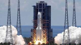 चीन का अंतरिक्ष यान