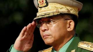 Janaraal Min Aung Hlaing
