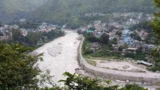 महाकाली नदी