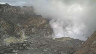 بركان نيوزيلندا