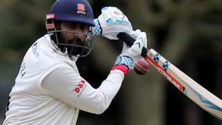 Varun Chopra in action for Essex