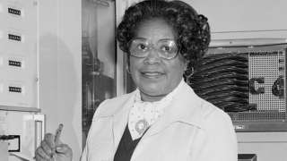 File image of Mary W Jackson, the first female African American Nasa engineer