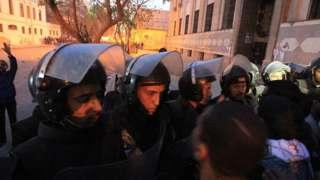 مظاهرة في القاهرة (أرشيفية)