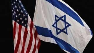 اسراییل - امریکا