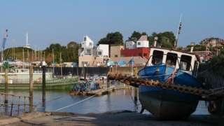 Watchet East Quay Marina