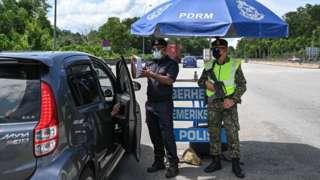 Malaysia, lockdown, covid