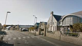 Junction Road / Orkney Library and Archive building