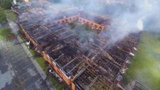 Holiday Inn fire, Willenhall