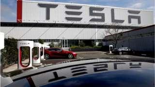 Tesla factory, Fremont