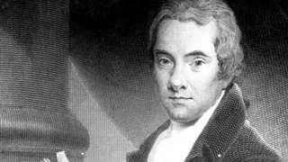 英國廢奴運動領袖之一、議員威廉·威伯福斯(William Wilberforce)