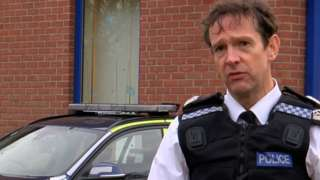 Suffolk's Assistant Chief Constable Rob Jones