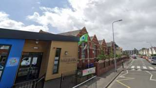 Millbank primary school
