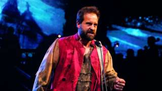 Alfie Boe in Les Miserables: The Staged Concert