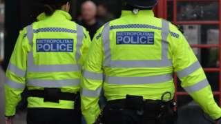 Two Met Police officers