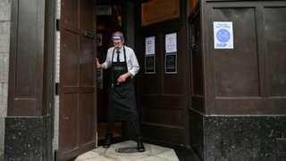 Bar owner in Aberdeen