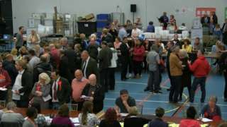 Count at Folkestone and Hythe