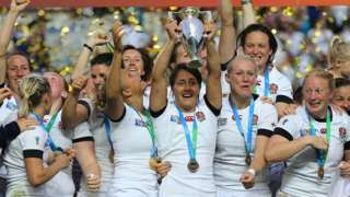 England women rugby