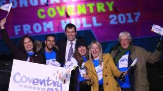 Coventry bid team
