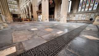 Bath Abbey restoration