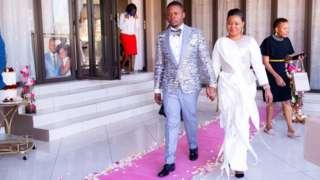 Prophet Shepherd Bushiri: Preacher 'millionaire pastor' Bushiri, wife Mary multi-million dollar mansion