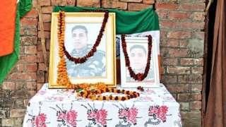 पुलवामा हमले में मारे गए जवान रमेश यादव का घर