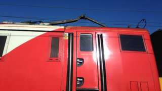 Damage to overhead wires