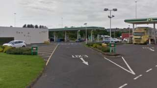 Harthill services