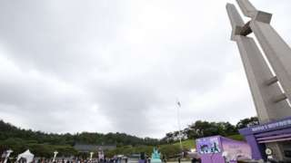 정부는 1997년부터 '5.18민주화운동'을 국가기념일로 제정해 정부 주관 기념행사를 열어왔다