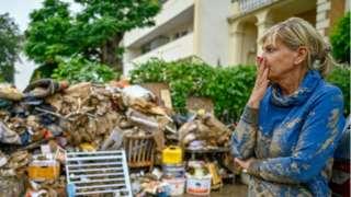 जर्मनी आणि बेल्जियममध्ये पुरामुळे हाहाःकार, 120 जणांचा मृत्यू