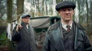 In the TV show the Billy Boys are led by Jimmy McCavern (Brian Gleeson)
