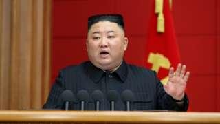 Kiongozi wa Korea Kaskazini Kim Jong- un