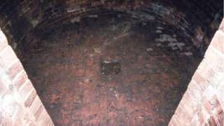 Inside of Ice House