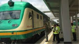 NRC e ticket: Nigeria railway electronic ticketing