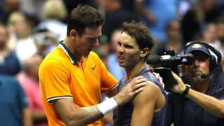 Nadal quits