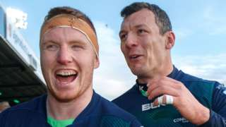 Late tries from Shane Delahunt and Robin Copeland saw Connacht snatching a dramatic win over Gloucester