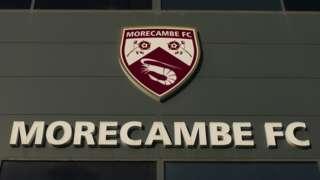 Morecambe's Mazuma Stadium