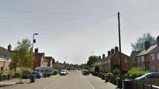 Webster Road Braunstone Leicester