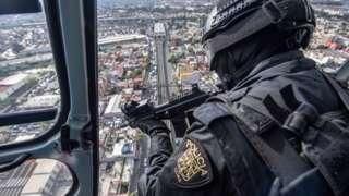 Policía de Ciudad de México