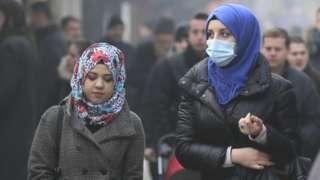 Загађење у Сарајеву