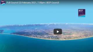 BCP remote council meeting