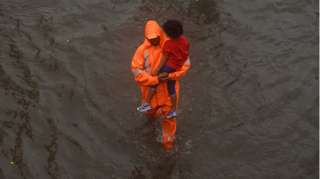 ممبئی میں سیلاب