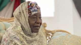 """Emir of Kano mother"": [Hajiya Maryam Ado Bayero] death and burial"