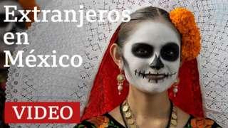 Catrina en Mexico