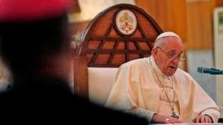 Папа Франциск в Ираке