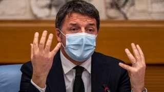 Matteo Renzi, 13 Jan 21