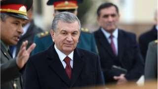 Ўзбекистон Президенти