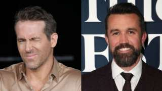Ryan Reynolds a Rob McElhenney