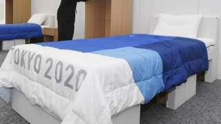 Tokyo 2020 beds
