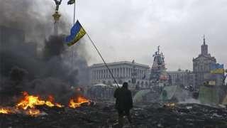 Майдан-2014, Киев